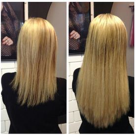 Extensions Great Lengths Paris 100% natural Hair
